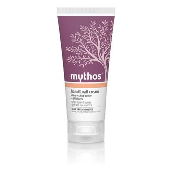 Mythos Hand & Nail cream - 100 ml.