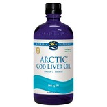 Nordic Naturals Cod liver oil (torskelevertran) flydende. 473 ml.