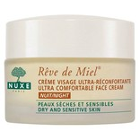 Nuxe Reve de Miel ultra Natcreme 50 ml. normal til tør hud.