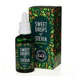 Stevia Dråber Original 50 ml. - Sweet Drops.