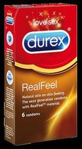 Durex kondom Real feel 6 stk