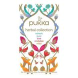 Pukka Herbal Collection 20 Tebreve - Sampak med 5 teer