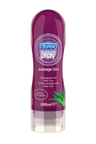 Durex Play Massage & glidemiddel 2i1 - 200 ml.