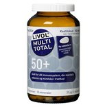Livol Total multi 50+ 150 tabletter
