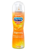 Durex Play Warming Glidecreme 50 ml.