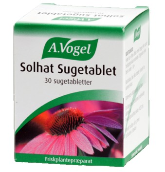 Solhat Echinacea 30 Sugetabletter