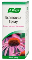 Echinacea hals spray 30 ml. - Rød Solhat